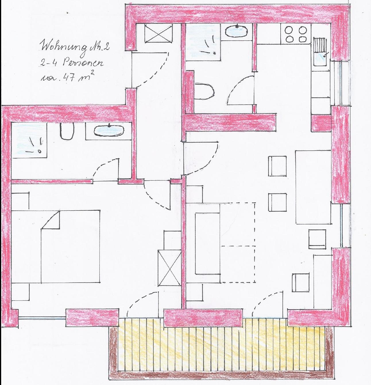 ferienwohnung 2 f r 2 bis 4 personen im haus sebastian in serfaus ferienwohnungen f r 2 10. Black Bedroom Furniture Sets. Home Design Ideas
