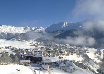 serfaus im winter